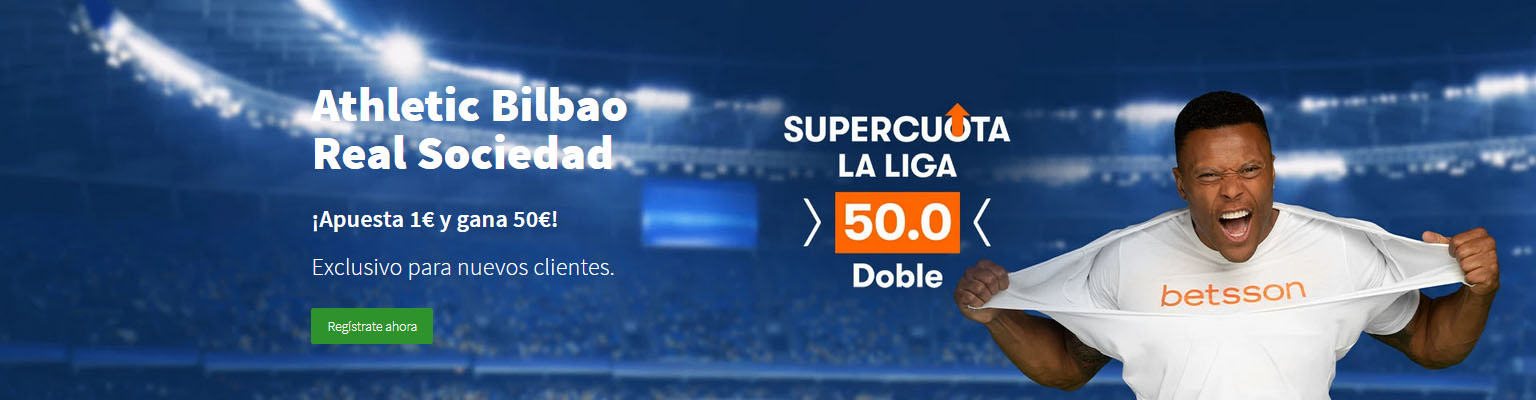 Supercuota Athletic vs Real Sociedad