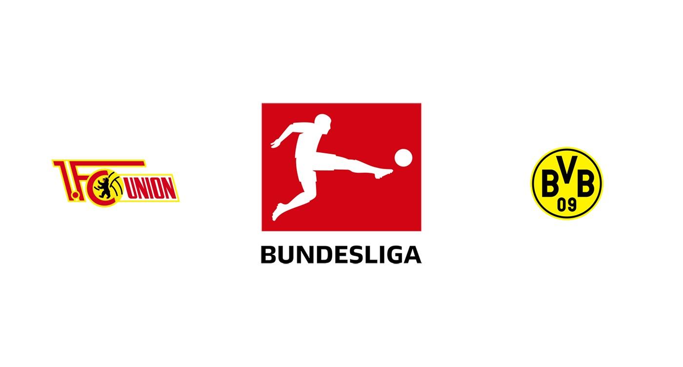 Union Berlín vs Borussia Dortmund