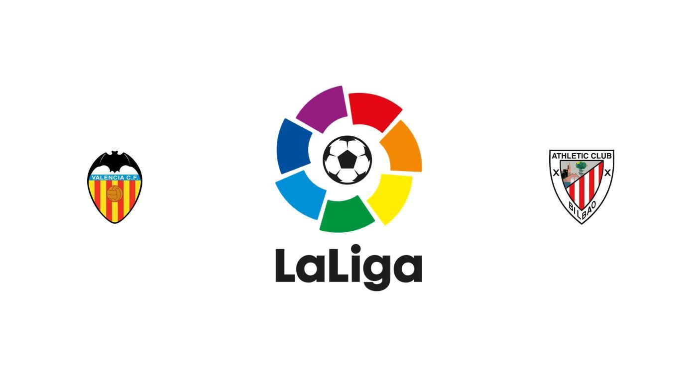 Valencia vs Athletic Club
