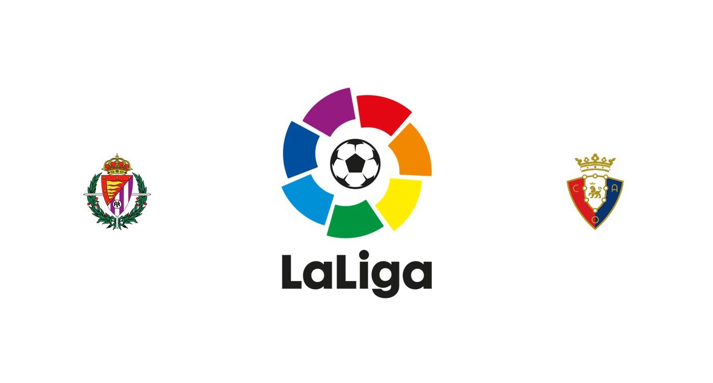 Valladolid vs Osasuna