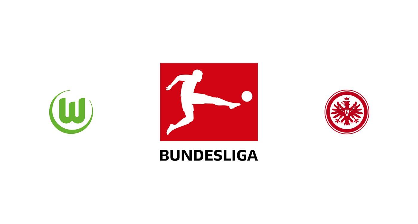 Wolfsburgo vs Eintracht Frankfurt