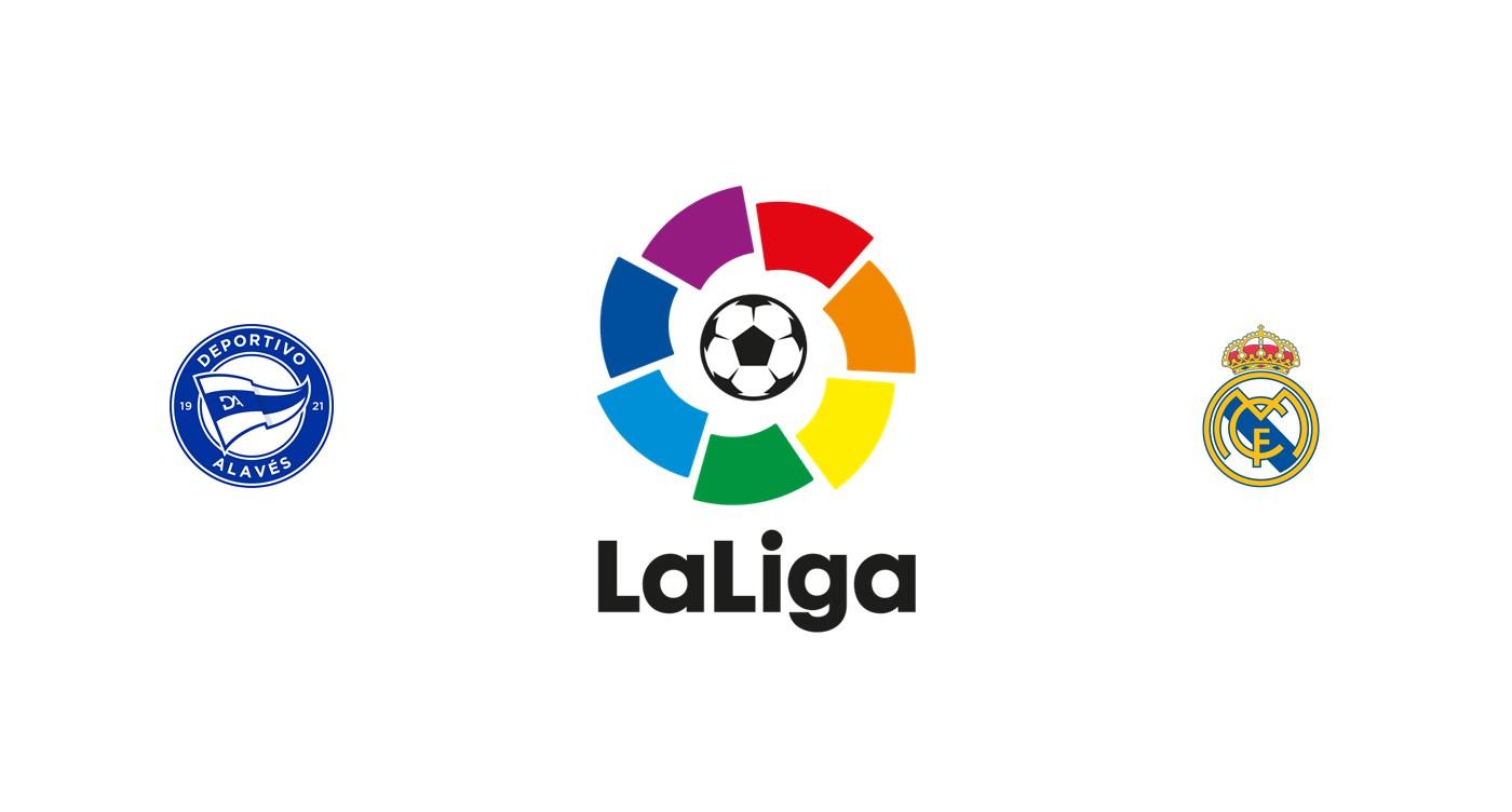 Alaves vs Real Madrid