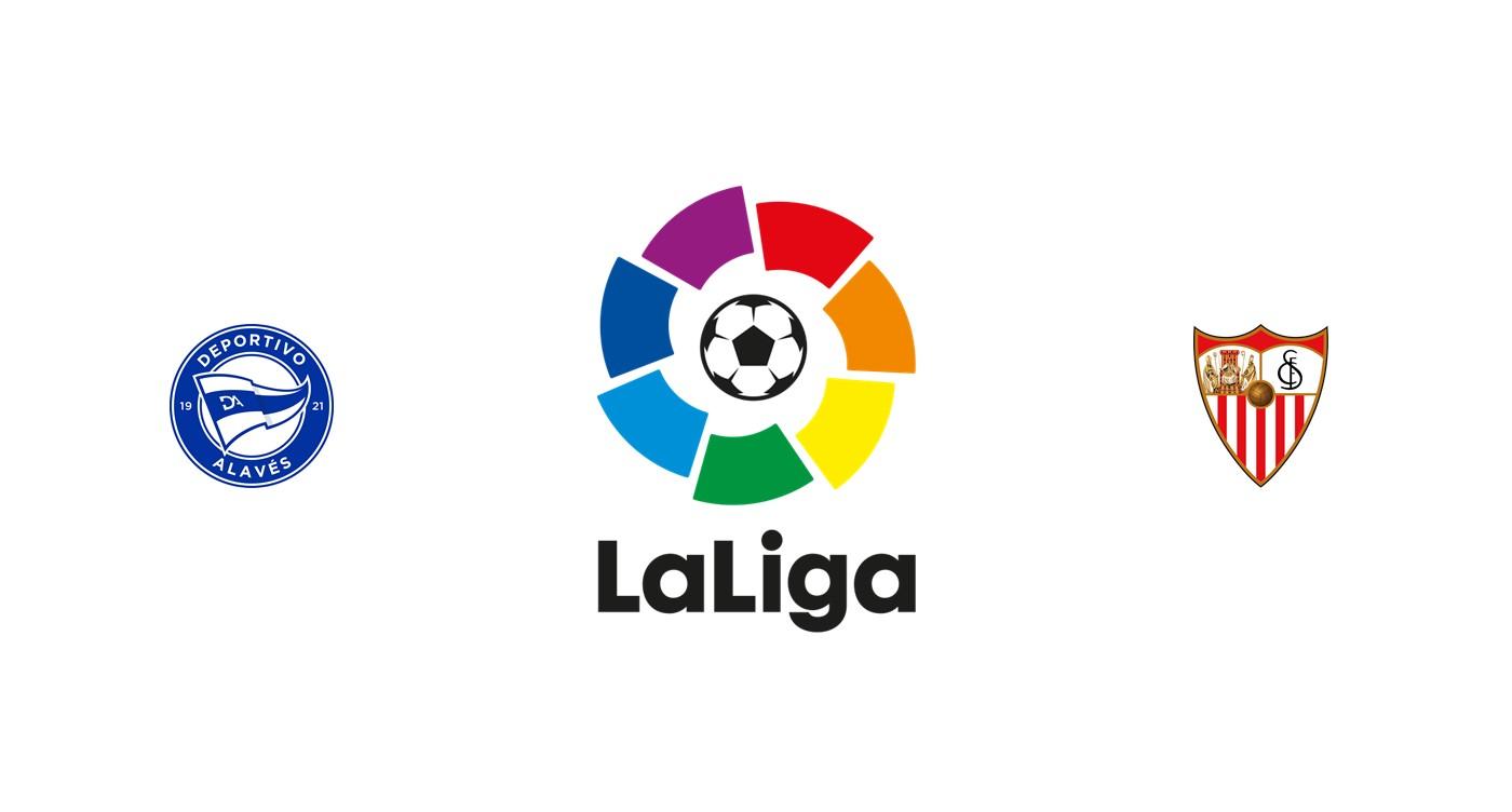 Alavés vs Sevilla