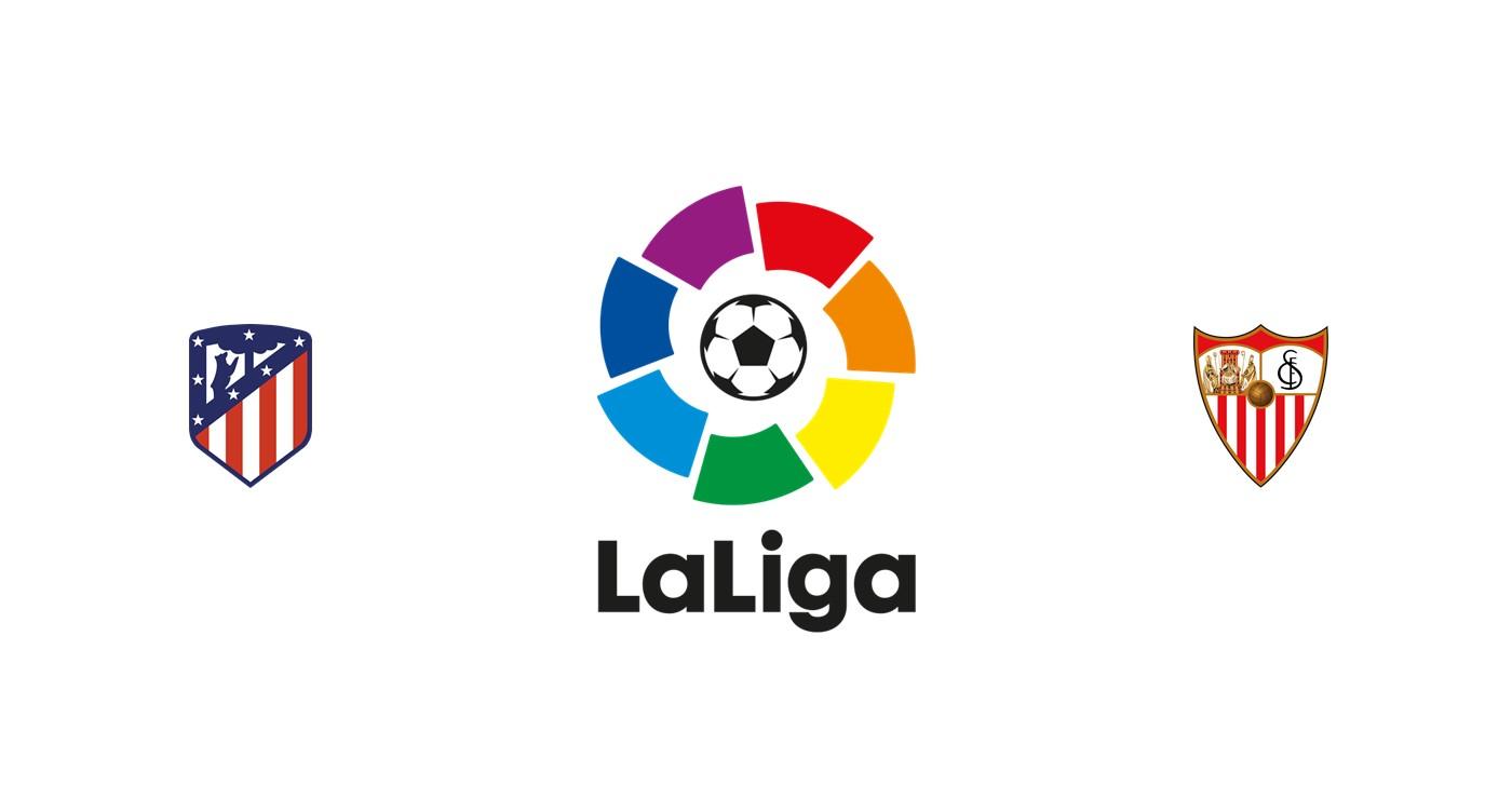 Atlético Madrid vs Sevilla