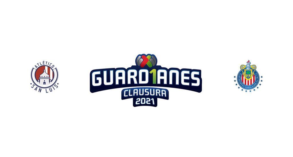 San Luis vs Chivas Previa, Predicciones y Pronóstico