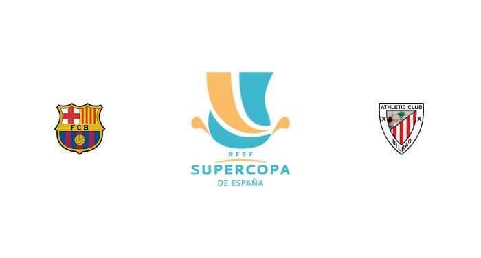 Barcelona vs Athletic Club Previa, Predicciones y Pronóstico 15-01-2021