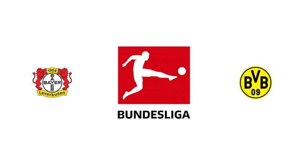 Bayer Leverkusen vs Borussia Dortmund Previa, Predicciones y Pronóstico