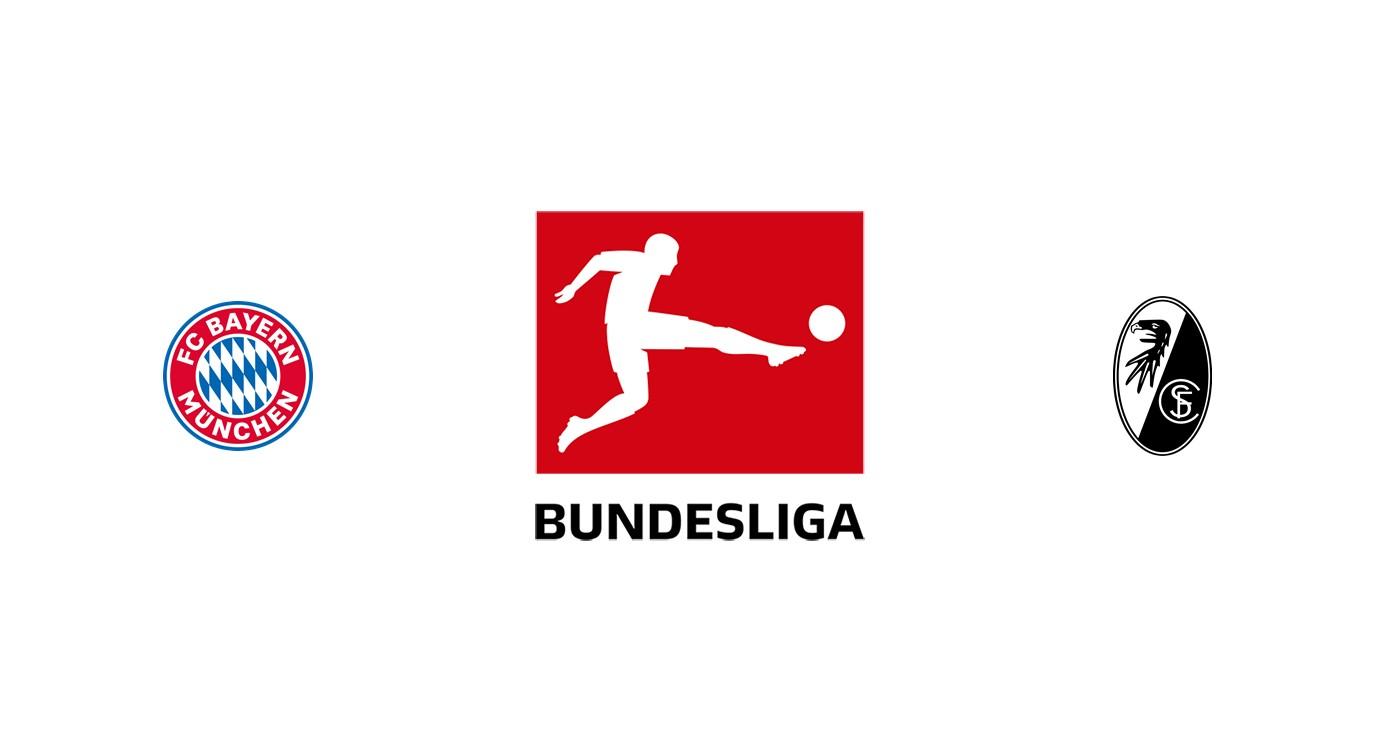 Bayern Múnich vs Friburgo