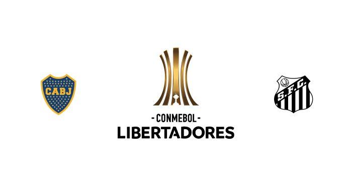 Boca Juniors vs Santos Previa, Predicciones y Pronóstico 6/01/2021