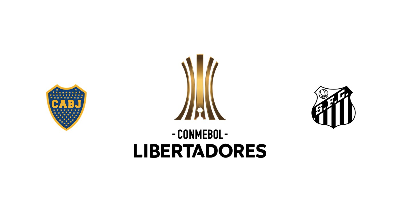 Boca Juniors vs Santos