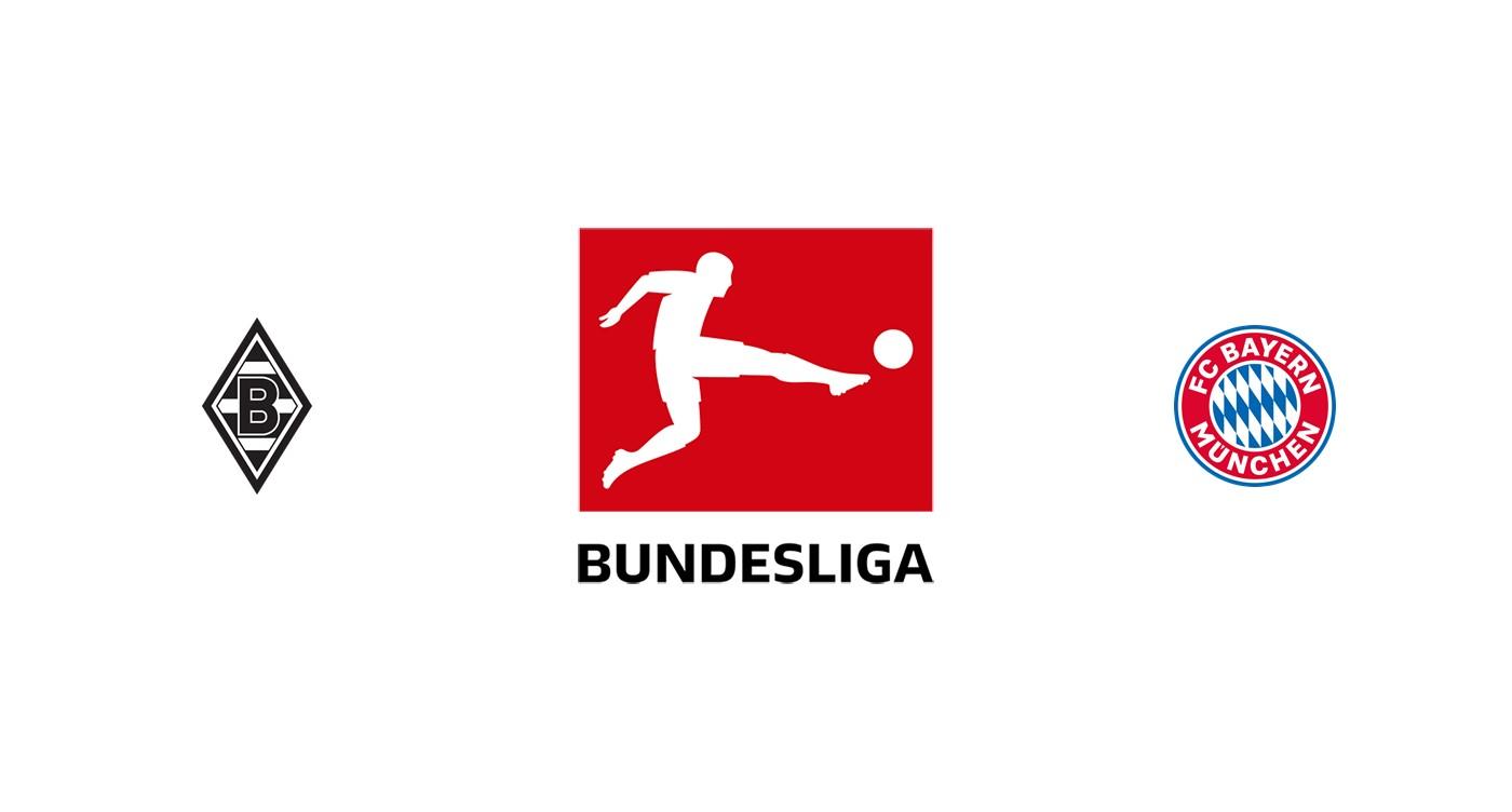 Borussia Monchengladbach vs Bayern Múnich