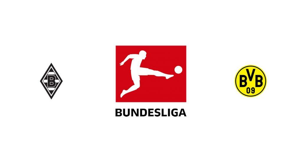 Borussia Monchengladbach vs Borussia Dortmund Previa, Predicciones y Pronóstico