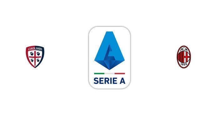 Cagliari vs Milan Previa, Predicciones y Pronóstico