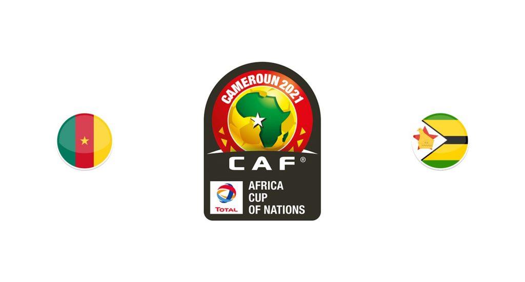 Camerún vs Zimbabue Previa, Predicciones y Pronóstico