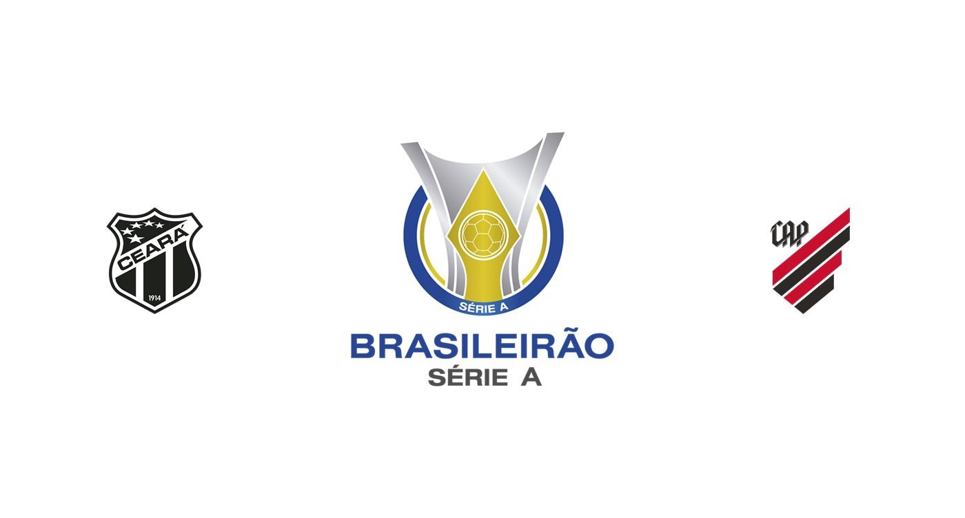 Ceara vs Athletico Paranaense
