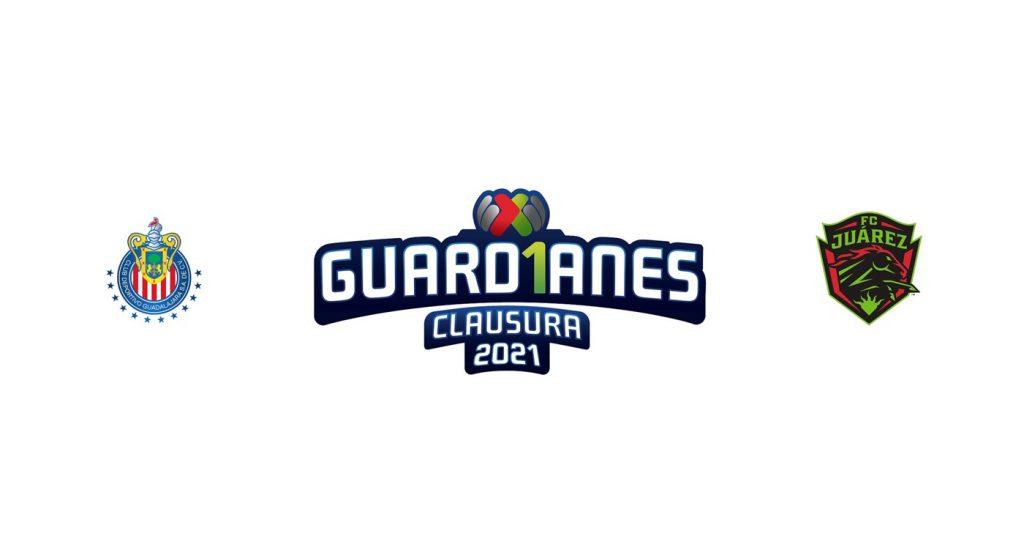Chivas vs Juarez Previa, Predicciones y Pronóstico