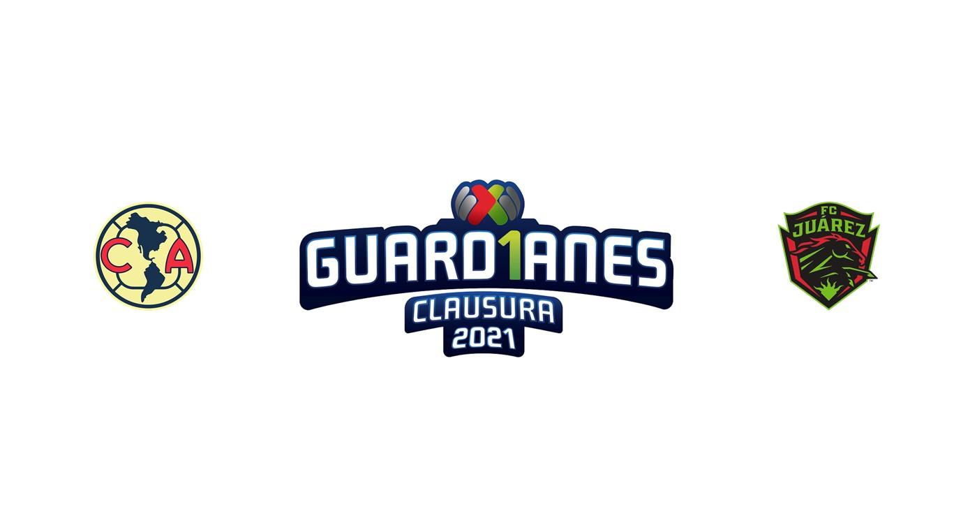Club América vs Juárez