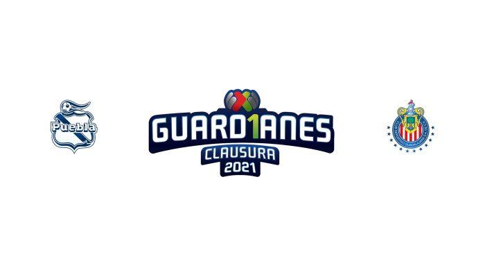 Club Puebla vs Chivas Previa, Predicciones y Pronóstico