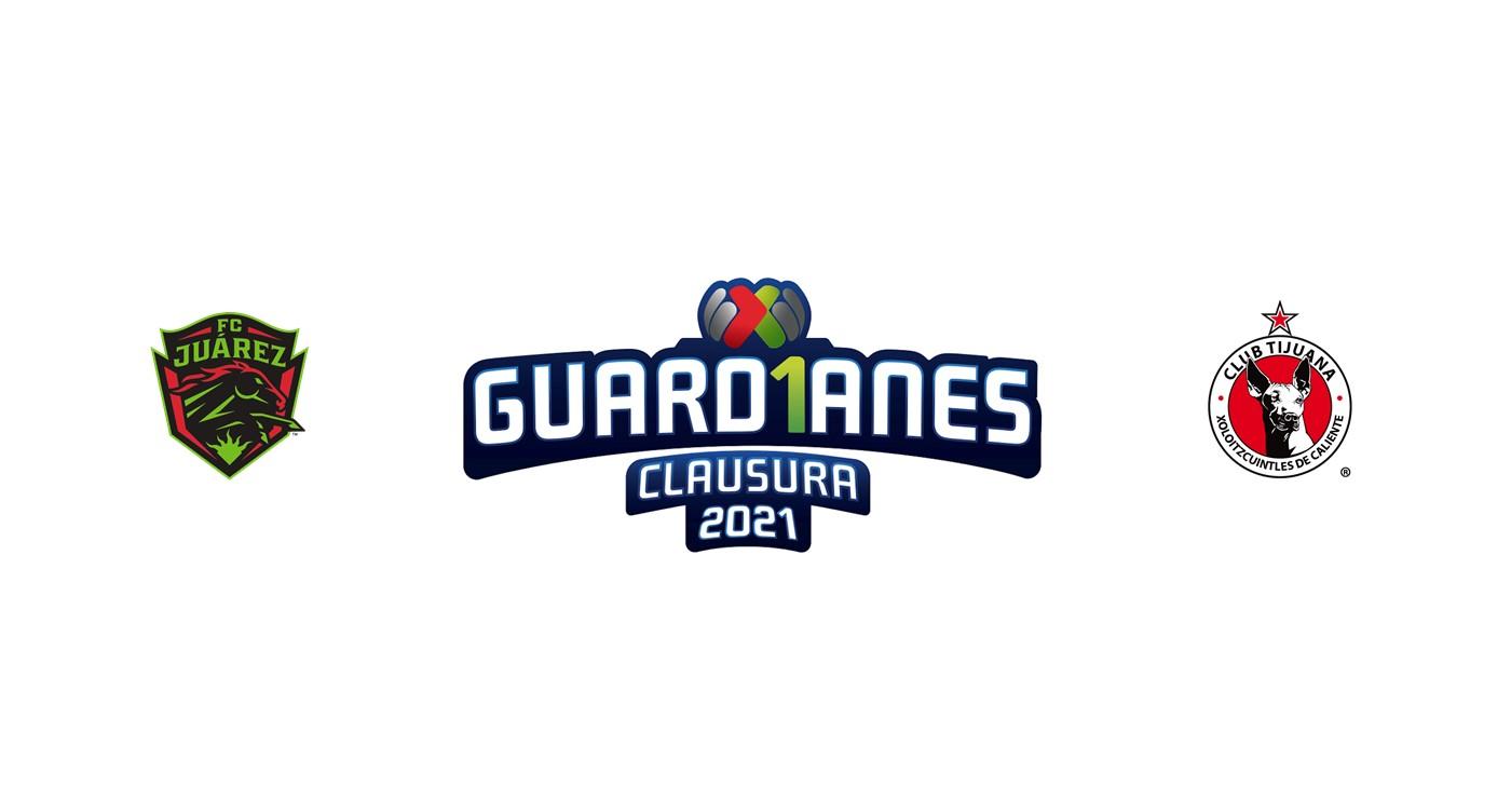 FC Juarez vs Club Tijuana