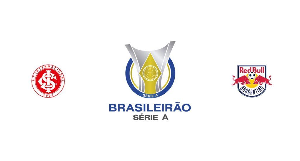 Internacional vs RB Bragantino Previa, Predicciones y Pronóstico
