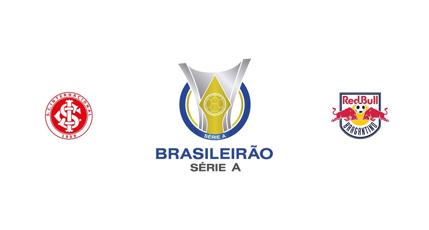 Internacional vs RB Bragantino