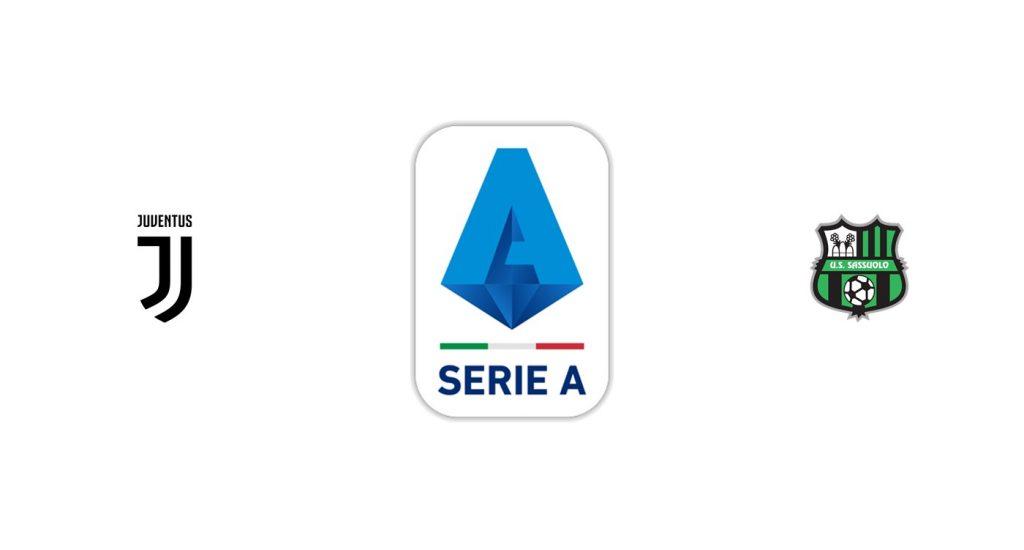 Juventus vs Sassuolo Previa, Predicciones y Pronóstico