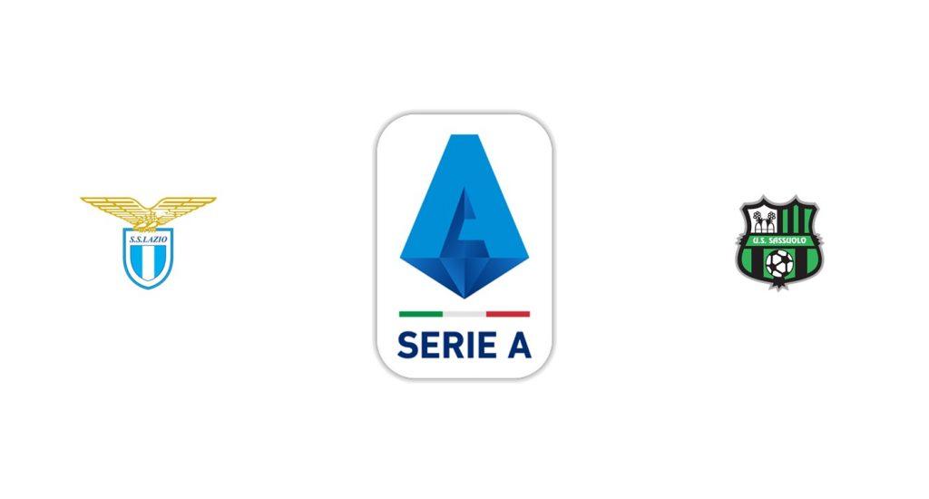 Lazio vs Sassuolo Previa, Predicciones y Pronóstico