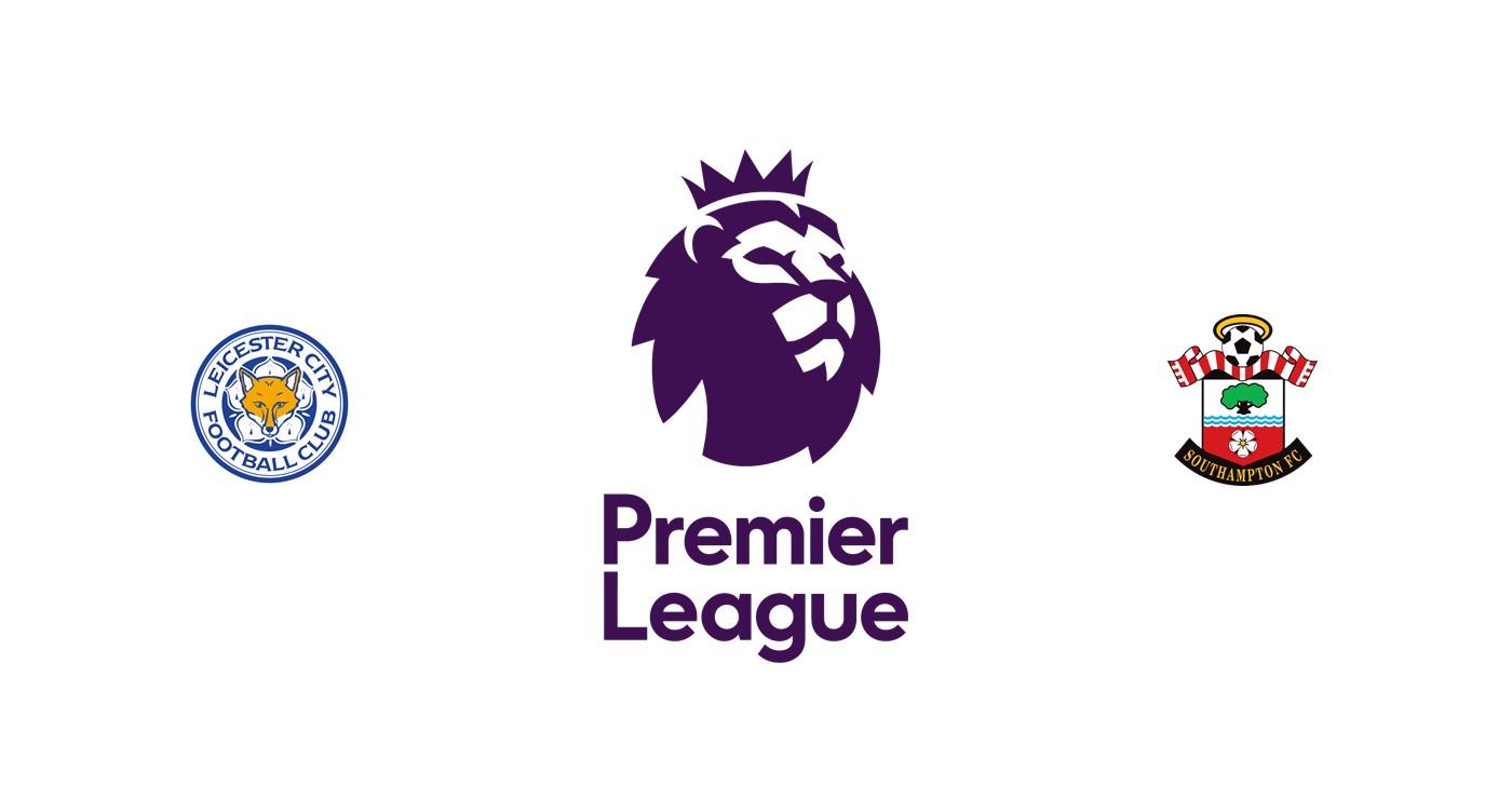 Leicester vs Southampton