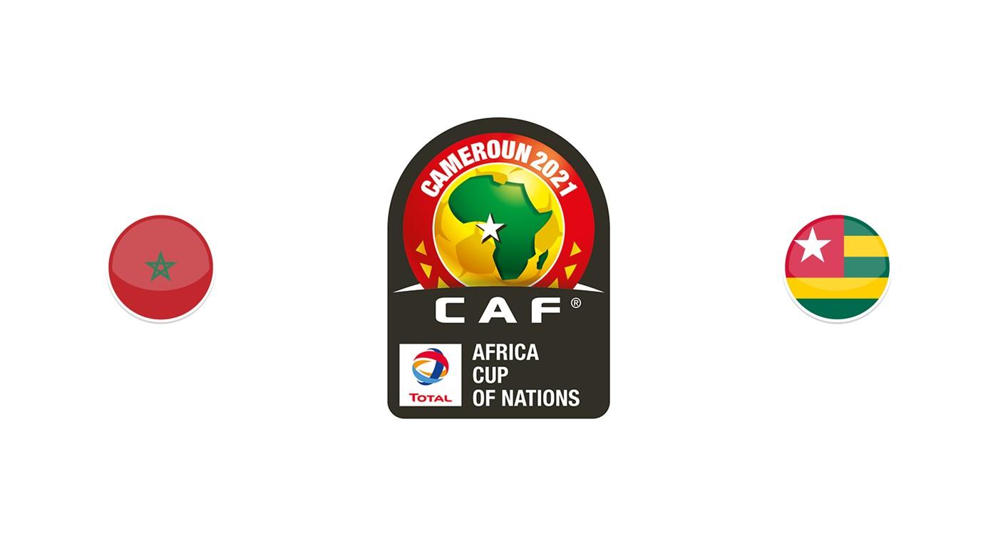 Marruecos vs Togo
