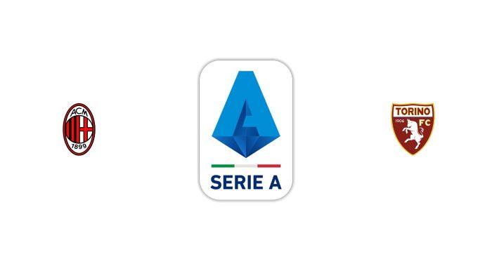 Milan vs Torino Previa, Predicciones y Pronóstico