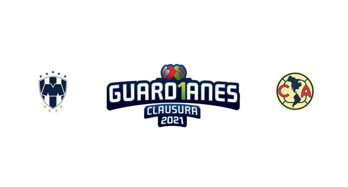 Monterrey vs Club América Previa, Predicciones y Pronóstico
