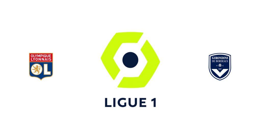 Olympique Lyon vs Girondins Previa, Predicciones y Pronóstico