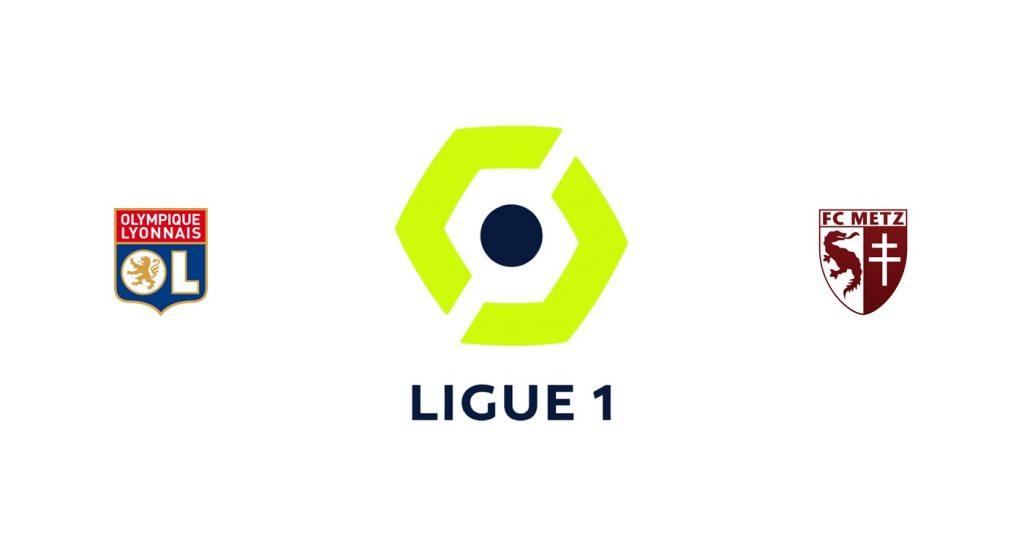 Olympique Lyon vs Metz Previa, Predicciones y Pronóstico