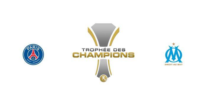 PSG vs Olympique Marsella Previa, Predicciones y Pronóstico