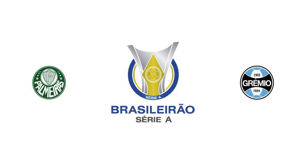 Palmeiras vs Gremio Previa, Predicciones y Pronóstico 13/01/2021