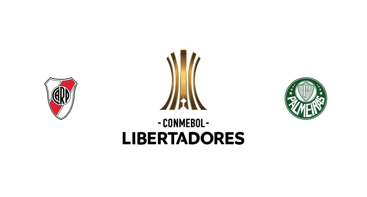 River Plate vs Palmeiras