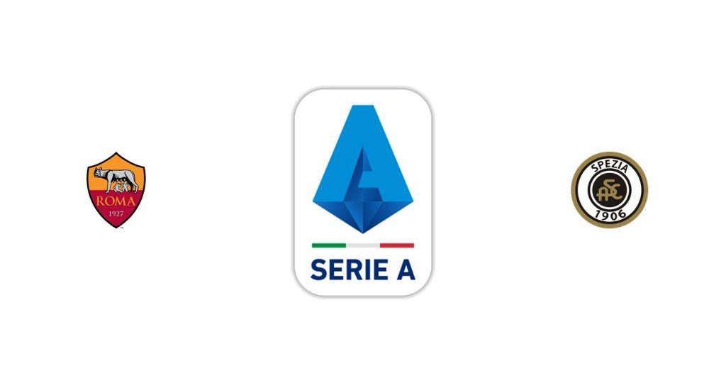 Roma vs Spezia Previa, Predicciones y Pronóstico