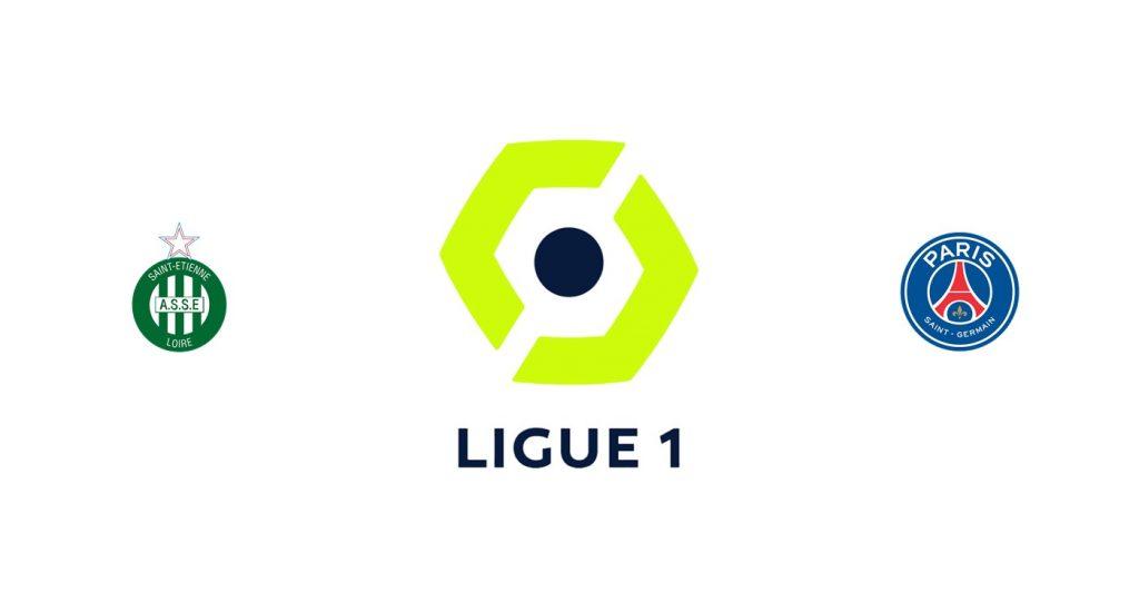 Saint Etienne vs PSG Previa, Predicciones y Pronóstico