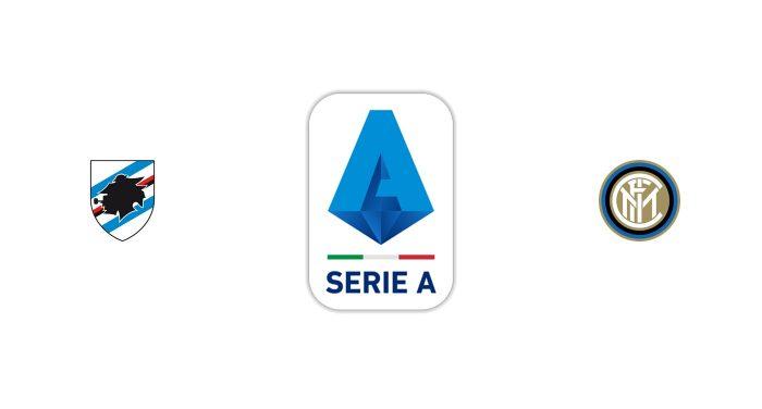 Sampdoria vs Inter Milán Previa, Predicciones y Pronóstico