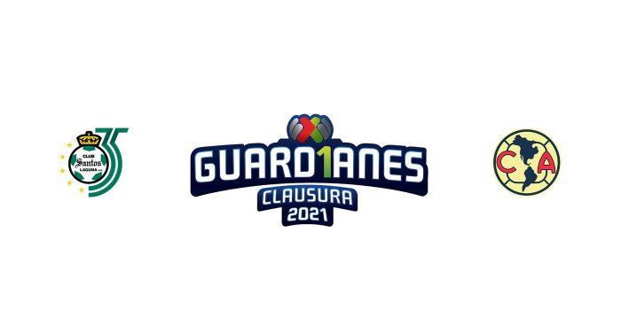 Santos Laguna vs Club América Previa, Predicciones y Pronóstico