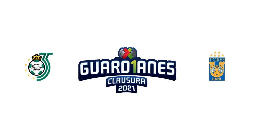 Santos Laguna vs Tigres UANL Previa, Predicciones y Pronóstico