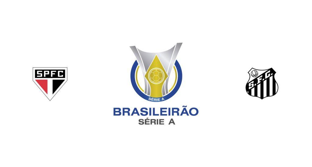 Sao Paulo vs Santos Previa, Predicciones y Pronóstico