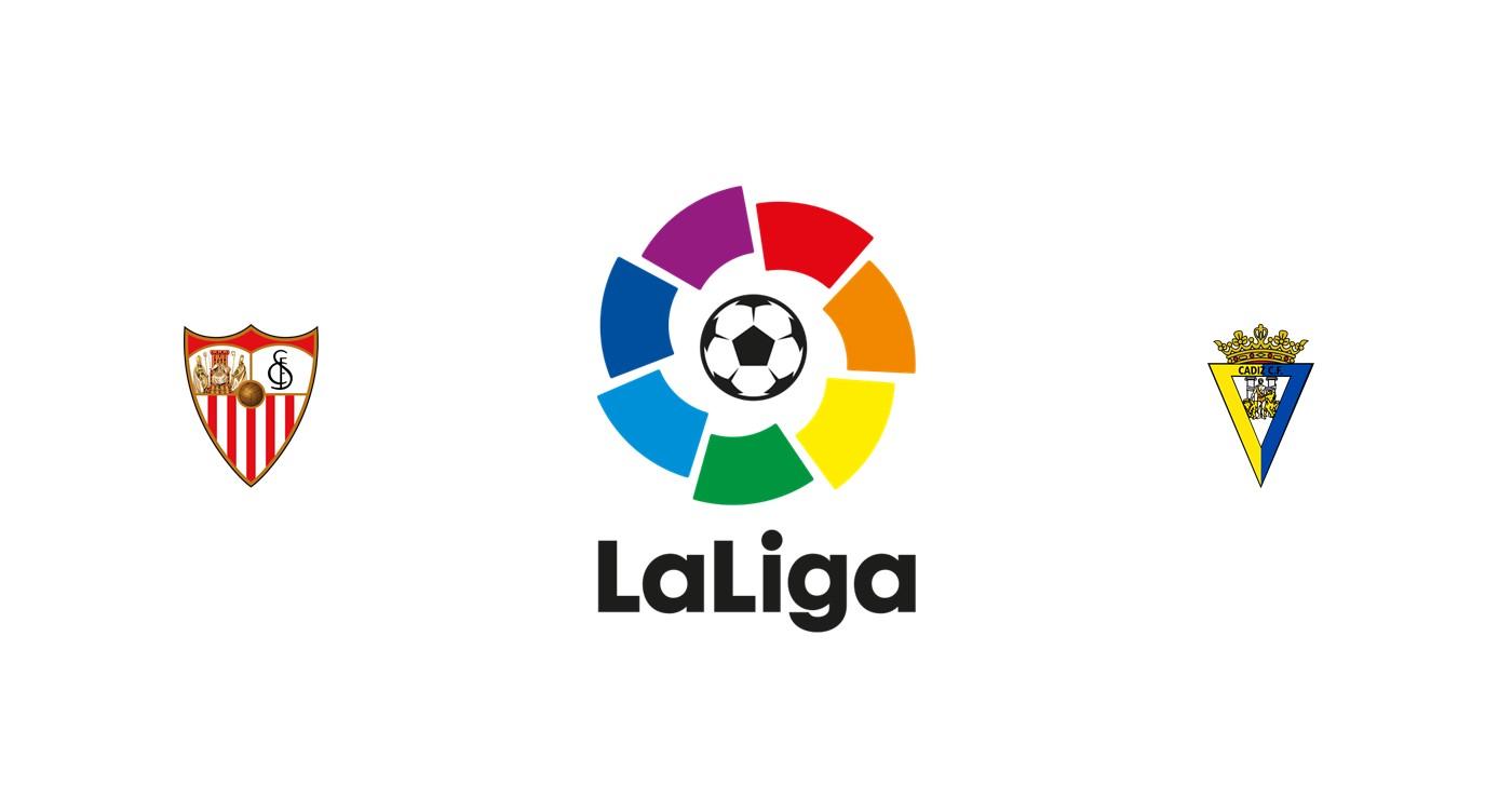 Sevilla vs Cádiz