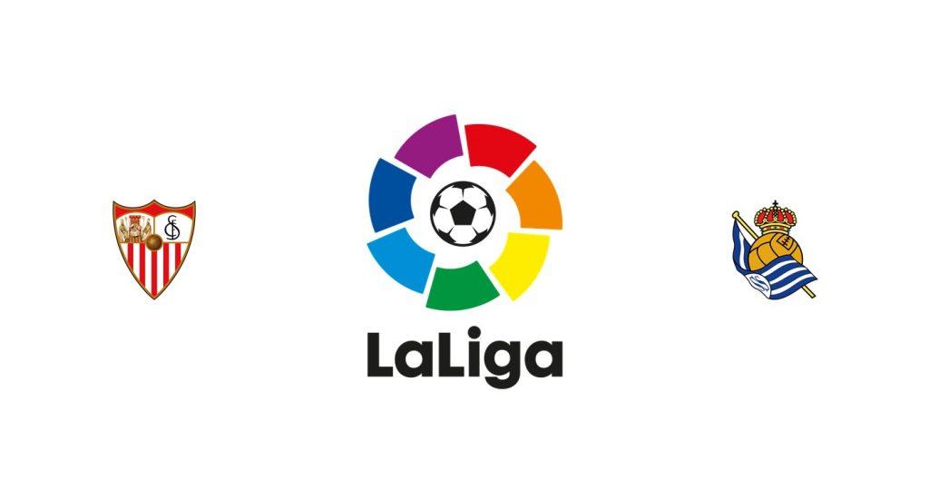 Sevilla vs Real Sociedad Previa, Predicciones y Pronóstico