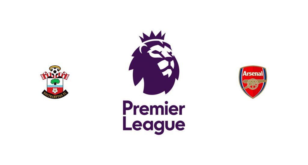 Southampton vs Arsenal Previa, Predicciones y Pronóstico