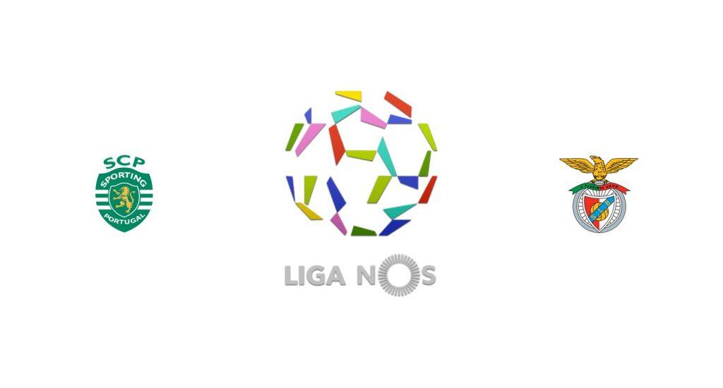 Sporting CP vs Benfica Previa, Predicciones y Pronóstico
