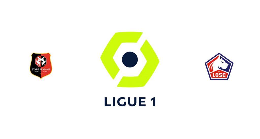 Stade Rennes vs Lille Previa, Predicciones y Pronóstico