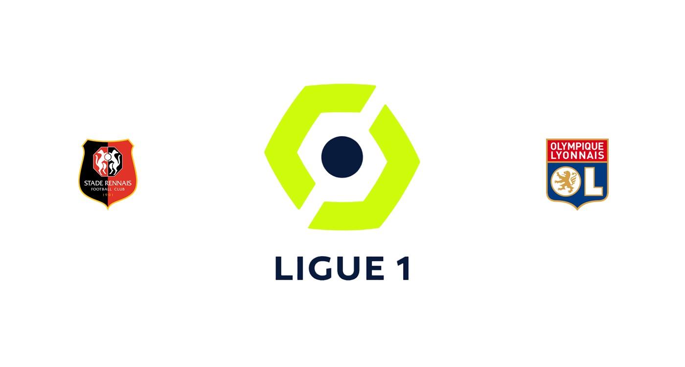Stade Rennes vs Olympique Lyon