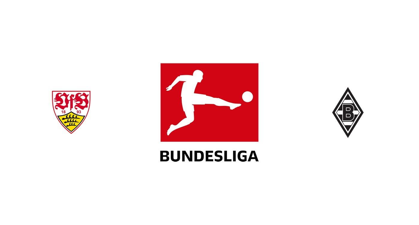 Stuttgart vs Borussia Monchengladbach