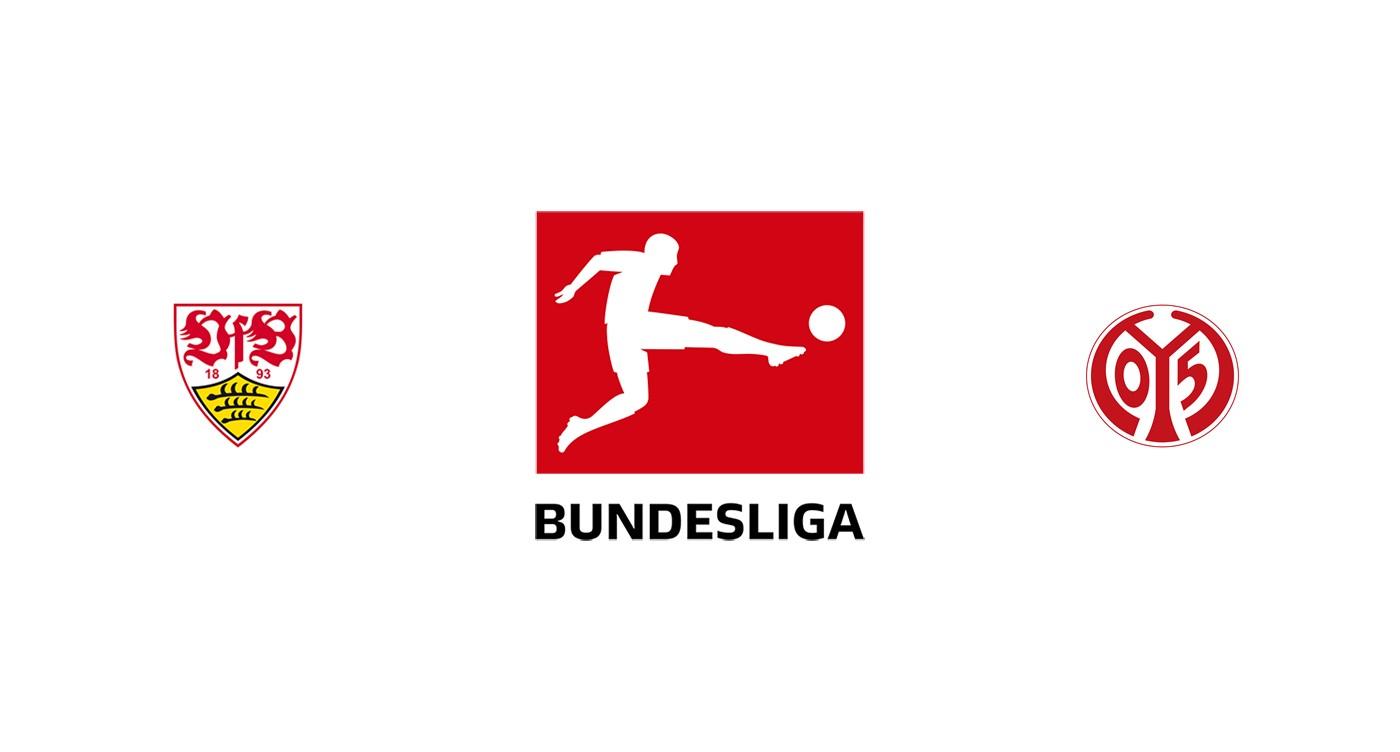 Stuttgart vs Mainz 05